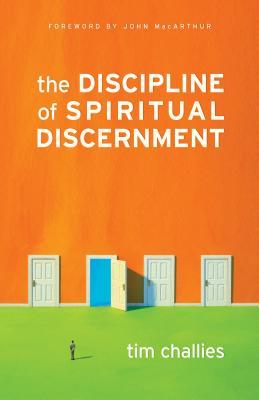 Image for The Discipline of Spiritual Discernment