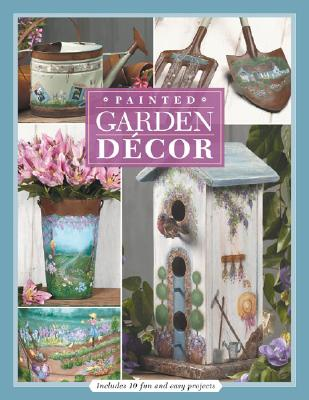 Image for PAINTED GARDEN DECOR