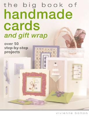Image for BIG BOOK OF HANDMADE CARDS AND GIFT WRAP