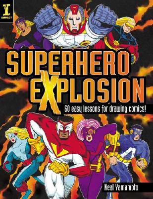 Image for Superhero Explosion