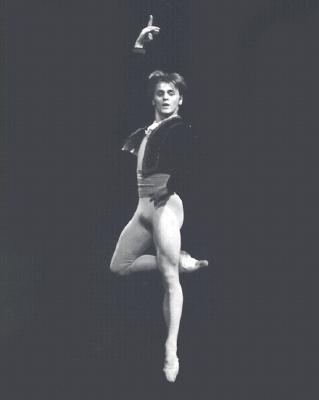 Image for Baryshnikov: In Black and White