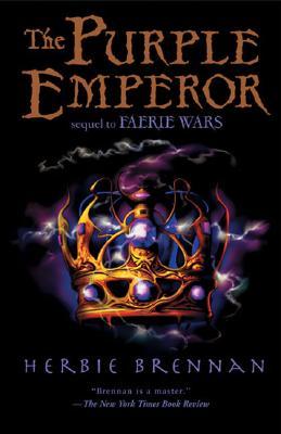 The Purple Emperor: Faerie Wars II, Brennan, Herbie