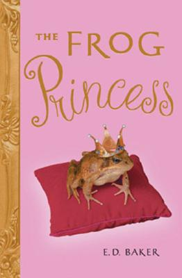 Image for The Frog Princess (Tales of the Frog Princess)