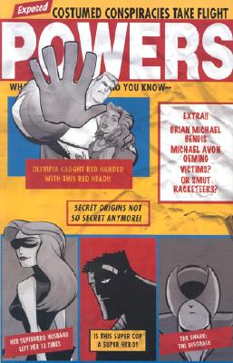 Image for Powers Volume 3: Little Deaths (Powers (Graphic Novels)) (v. 3)