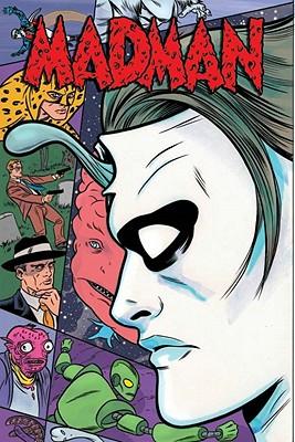 Madman Volume 3 (Madman Tp) (v. 3), Allred, Mike