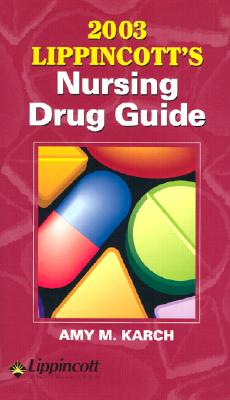 Image for 2003 Lippincott's Nursing Drug Guide (Book with Mini CD-ROM)