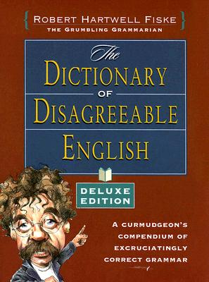 Image for Dictionary of Disagreeable English, Deluxe Edition