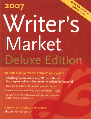 Image for Writer's Market 2007 Deluxe Edition (Writer's Market Online)
