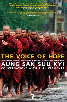 Image for Aung San Suu Kyi, Voice of Hope: Conversations with Alan Clements