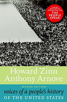 VOICES OF A PEOPLE'S HISTORY OF THE UNITED STATES SECOND EDITION, ZINN & ARNOVE (EDTS)
