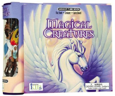 Groovy Tubes: Magical Creatures, Kate Torpie
