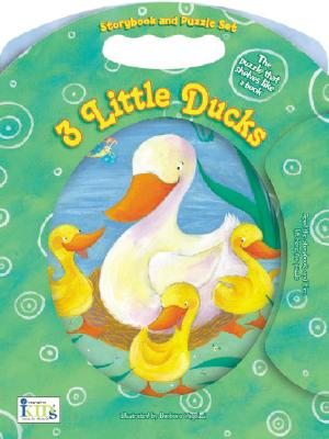 Image for Puzzles to Go: 3 Little Ducks