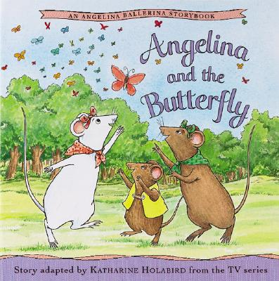 Image for Angelina and the Butterfly