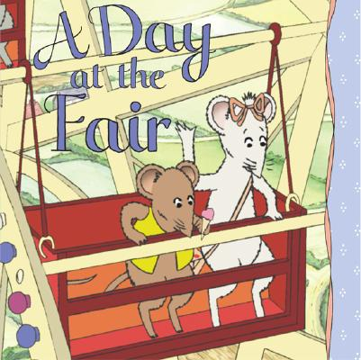 Image for A Day at the Fair (Angelina Ballerina)