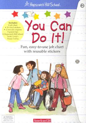 Image for You Can Do It!: Fun, Easy-To-Use Job Chart With Reusable Stickers (Hopscotch Hill School)