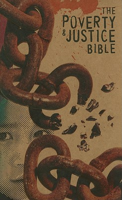 Image for CEV Poverty & Justice Bible - American Edition