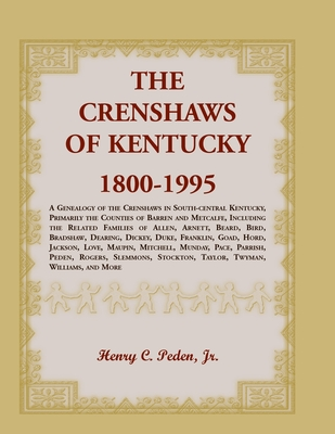 Image for The Crenshaws of Kentucky, 1800-1995
