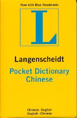 Langenscheidt's Pocket Dictionary Chinese/English, Langenscheidt Editorial Staff