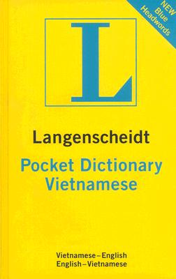 Image for Vietnamese Pocket Dictionary