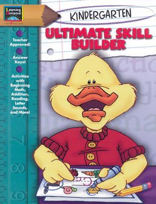Image for Kindergarten (Ultimate Skill Builder)