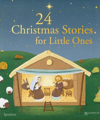 Image for 24 Christmas Stories for Little Ones