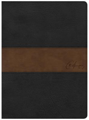 "Image for ""''CSB Spurgeon Study Bible, BlackBrown Leathertouch(r)''"""