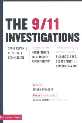 Image for The 9/11 Investigations (Publicaffairs Reports)
