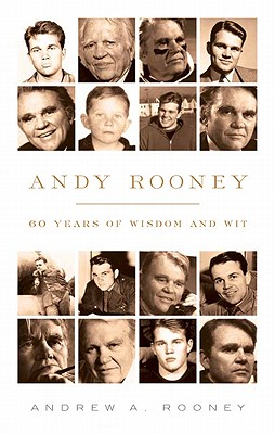 Image for ANDY ROONEY SIXTY YEARS OF WISDOM