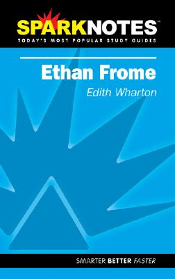 Image for Spark Notes Ethan Frome