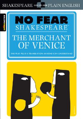 Image for MERCHANT OF VENICE NO FEAR SHAKESPEARE SPARKNOTES