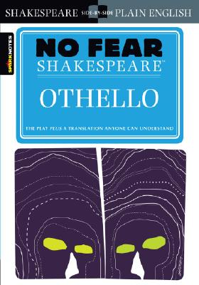 Image for Spark Notes No Fear Shakespeare Othello (SparkNotes No Fear Shakespeare)
