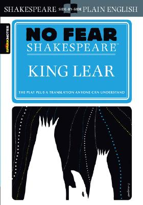 KING LEAR (NO FEAR SHAKESPEARE), SHAKESPEARE, WILLIAM