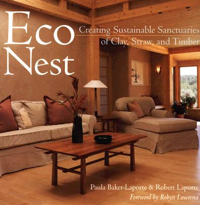 Image for EcoNest: Creating Sustainable Sanctuaries of Clay, Straw, and Timber
