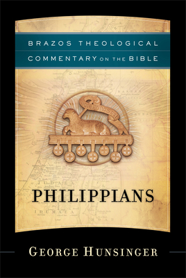 Image for Philippians (Brazos Theological Commentary on the Bible)