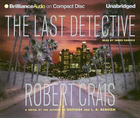 Image for LAST DETECTIVE, THE BRILLIANCE CD UNABRIDGED