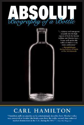 Absolut: Biography of a Bottle, Hamilton, Carl