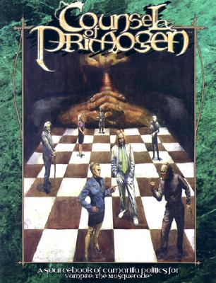 Image for Counsel of Primogen (Vampire: the Masquerade)