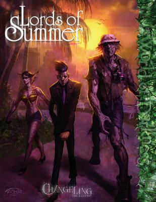 Image for Lords of Summer Changeling: The Lost)