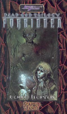 Image for FORBIDDEN DEAD GOD TRILOGY/SCARRED LANDS