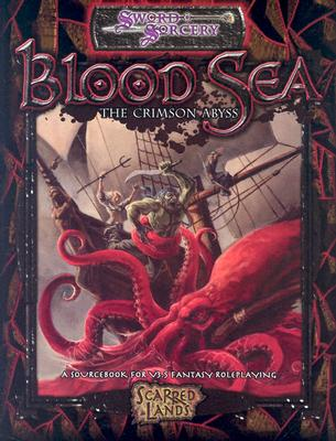 Image for Scarred Lands Blood Sea