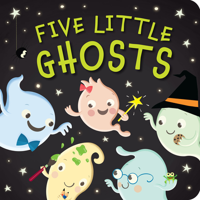 Image for Five Little Ghosts