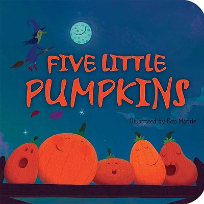 Image for Five Little Pumpkins (Padded Board Books)