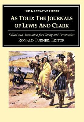 Image for As Told: The Journals of the Lewis and Clark Expedition