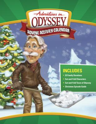 Image for Adventures in Odyssey Advent Activity Calendar: Countdown to Christmas (Adventures in Odyssey Misc)