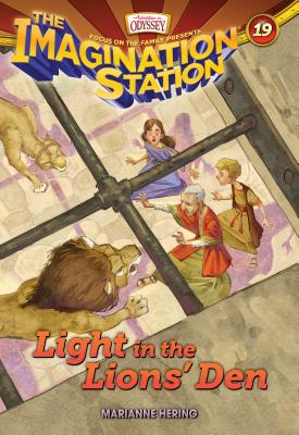 Image for Light in the Lions' Den (AIO Imagination Station Books)
