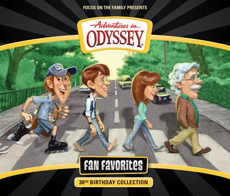 Image for Adventures in Odyssey Fan Favorites CD