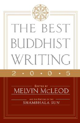 Image for The Best Buddhist Writing 2005