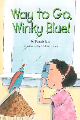 WAY TO GO  WINKY BLUE, PAMELA JANE
