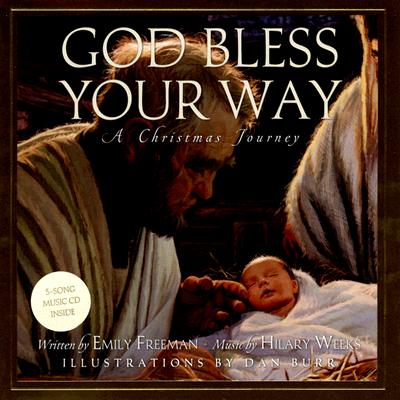 Image for God Bless Your Way: A Christmas Journey