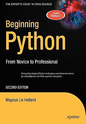 Beginning Python, Hetland, Magnus Lie